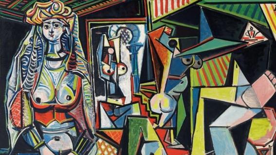 pinturas clasicas que picasso reinterpreto 1
