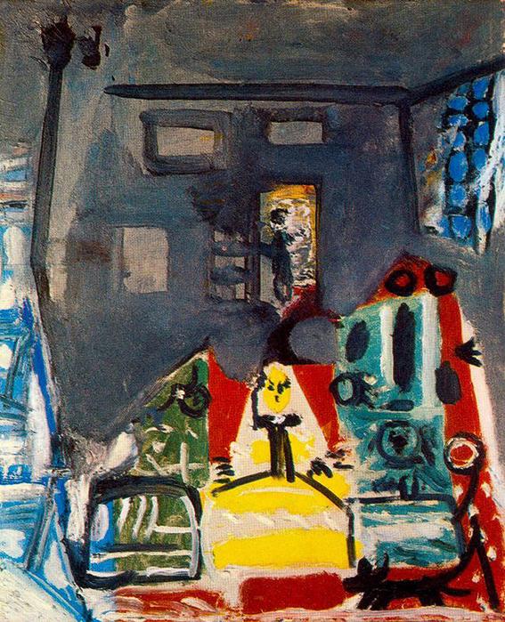 pinturas clasicas que picasso reinterpreto 9