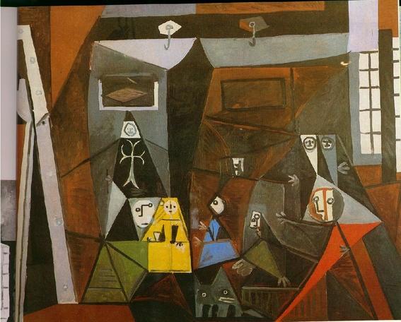 pinturas clasicas que picasso reinterpreto 10