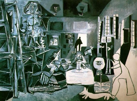 pinturas clasicas que picasso reinterpreto 11