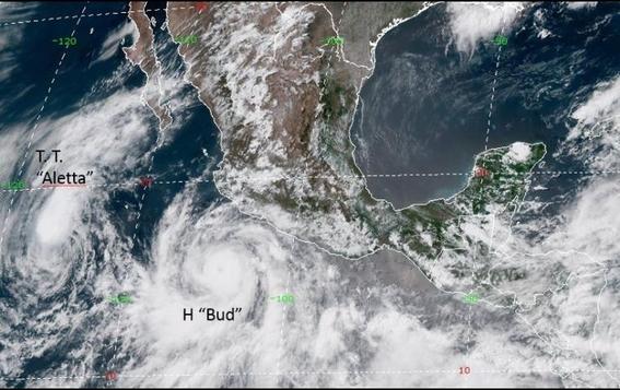huracan bud alcanza la categoria 3 1