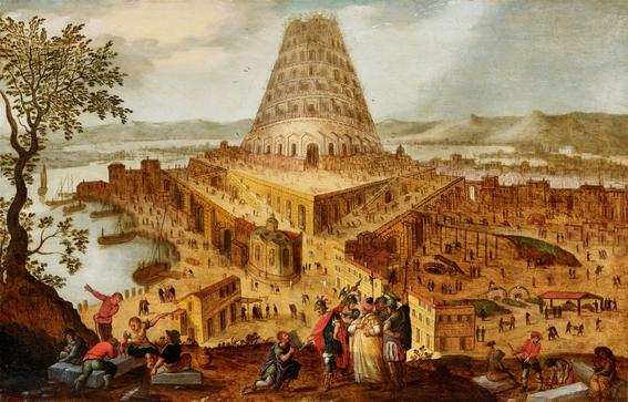 el mito de la torre de babel 2