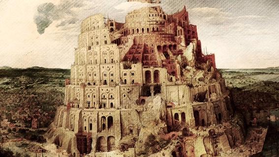 el mito de la torre de babel 3