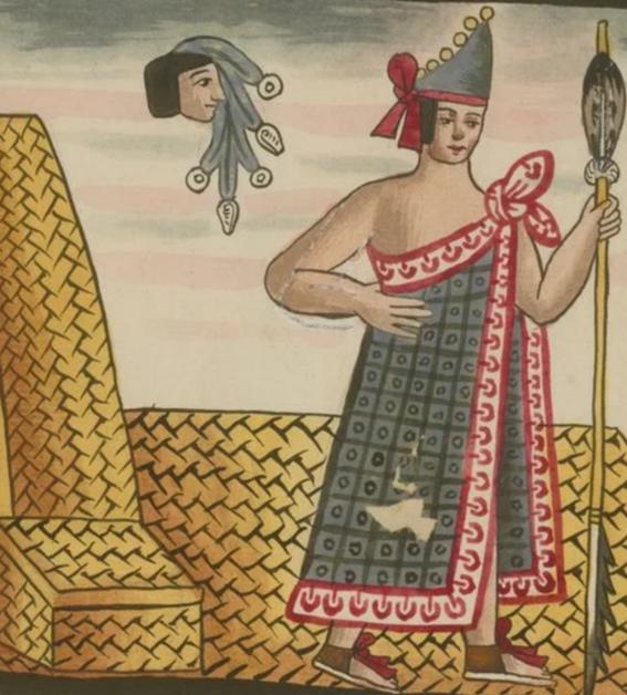 aztec queen history 3