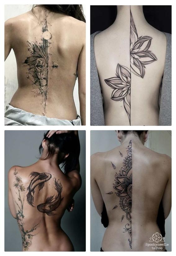 tatuajes en el torso para mujeres 3