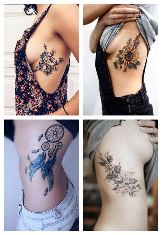 tatuajes en el torso para mujeres 4