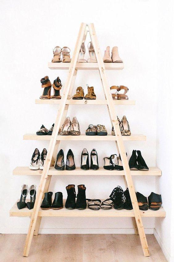consejos para organizar tus zapatos botas y tenis 2