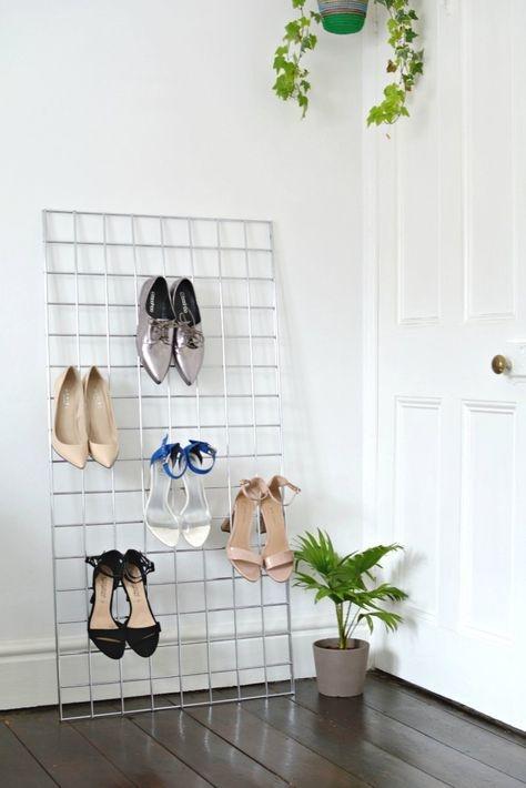 consejos para organizar tus zapatos botas y tenis 4