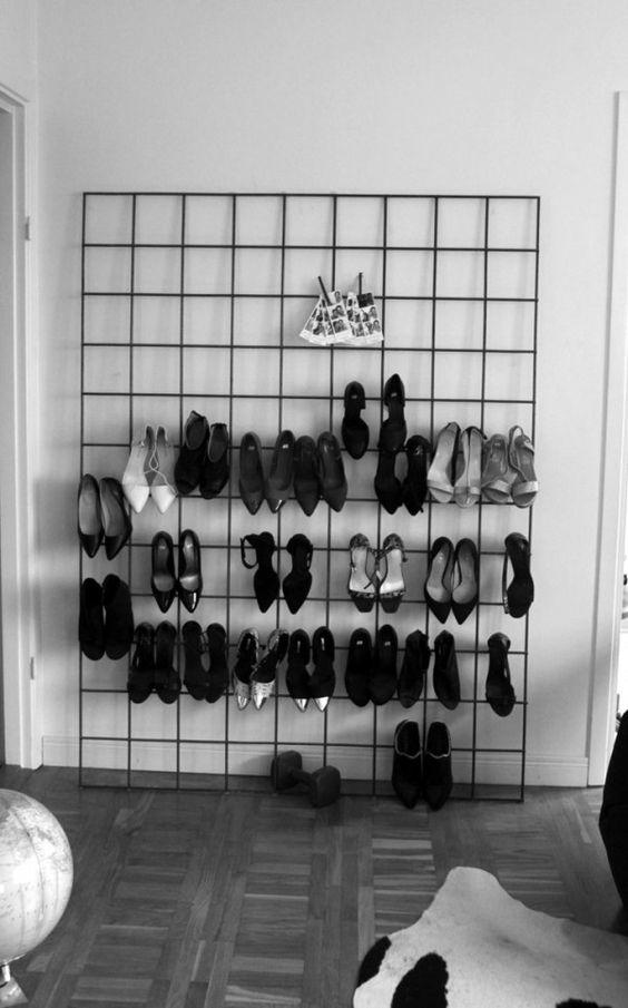 consejos para organizar tus zapatos botas y tenis 9