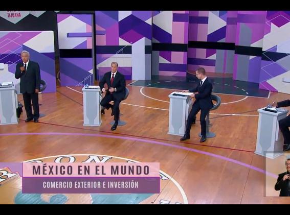 similitudes star wars tercet debate presidencial 1