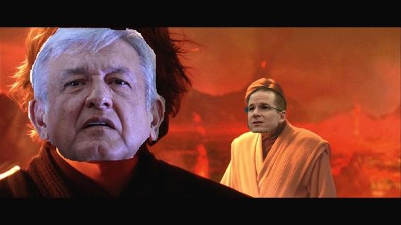 similitudes star wars tercet debate presidencial 3