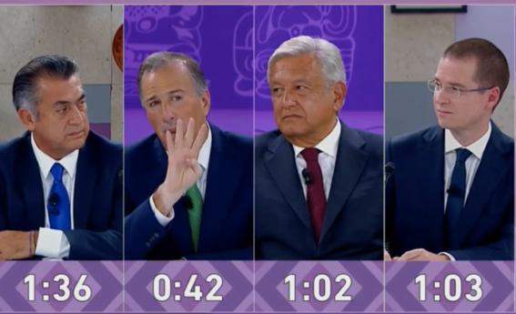 ataques en el tercer debate 2