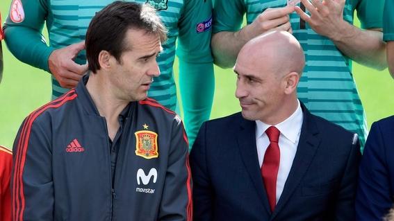 julen lopetegui es despedido como tecnico de la seleccion de espana 1