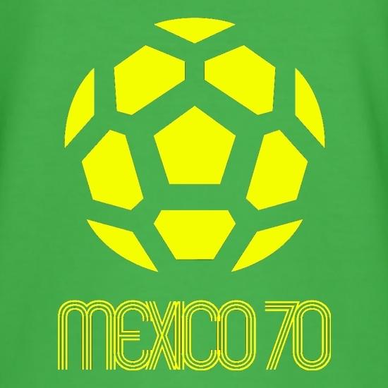 mundial de futbol en mexico 70 1