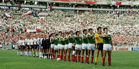 datos curiosos de los mundiales en mexico 1970 y 1986 6