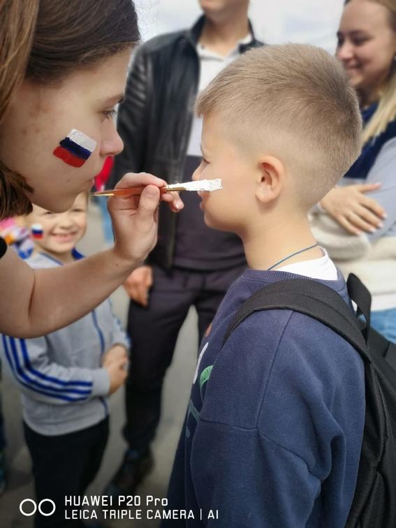 aficionados en inauguracion del mundial de rusia 7