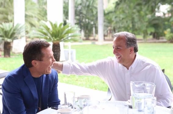 famosos que apoyan a los candidatos a la presidencia de mexico 1