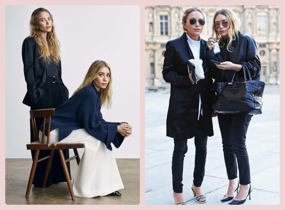 lecciones de moda que podrias aprender de las gemelas olsen 8