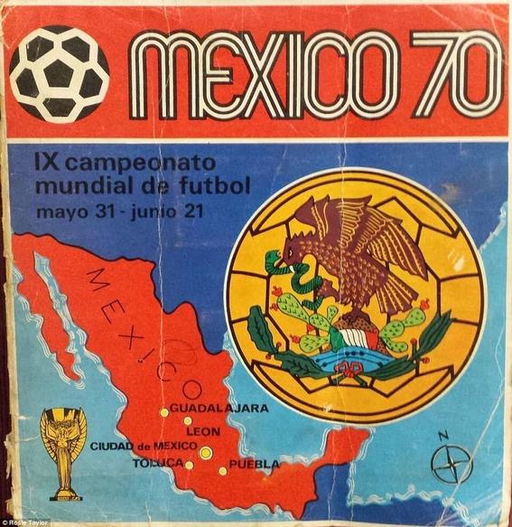 mexico sede del mundial por tercera ocasion 1