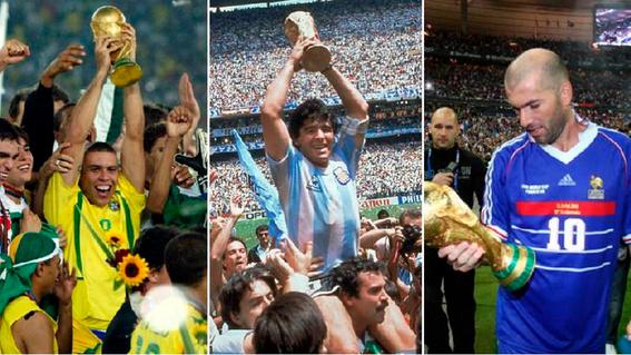 los mejores goles de los partidos inaugurales de los mundiales 1