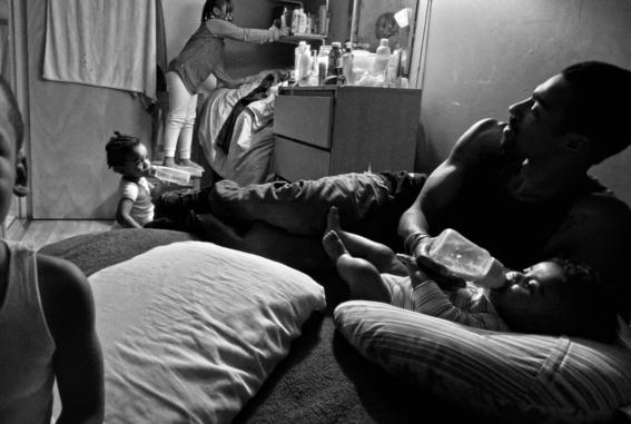 fotos de zun lee sobre los padres solteros en estados unidos 8