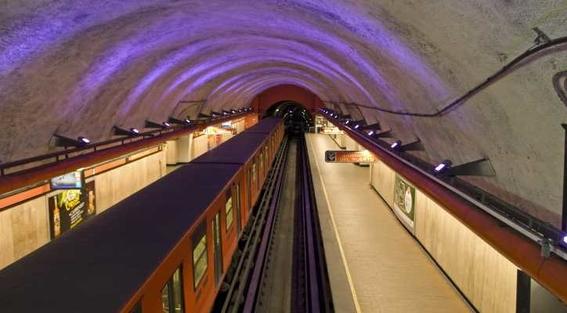 desapariciones en el metro 4
