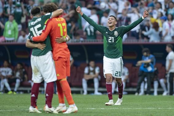 razones por las que mexico gana a alemania en el mundial de rusia 2