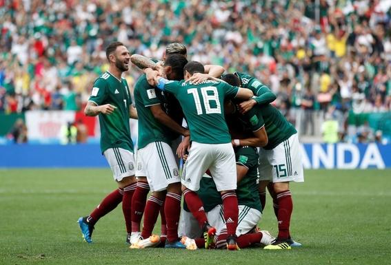 razones por las que mexico gana a alemania en el mundial de rusia 1