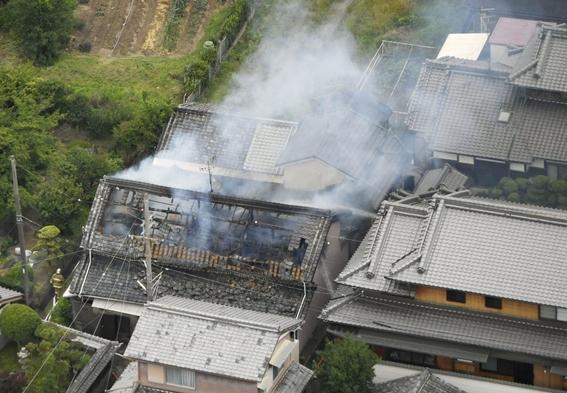 terremoto en osaka japon junio de 2018 3
