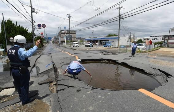 terremoto en osaka japon junio de 2018 2