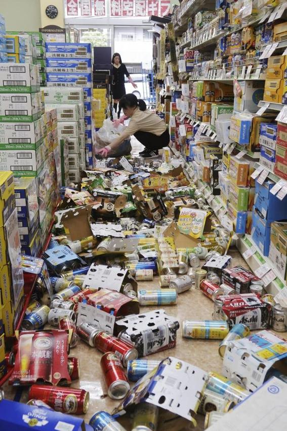 terremoto en osaka japon junio de 2018 6