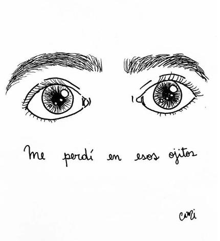 ilustraciones de cami sobre lo que siento al verte despertar junto a mi 18