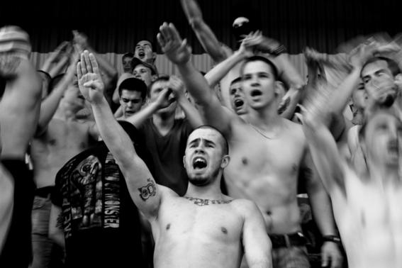 los ultras rusos que podrian violentar el mundial 1