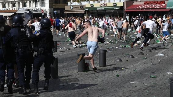 los ultras rusos que podrian violentar el mundial 7