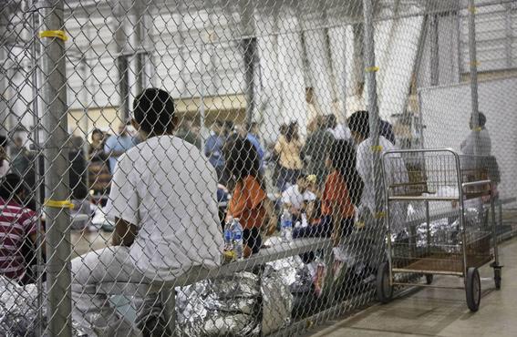 politica de serapacion de familias inmigrantes de trump 2