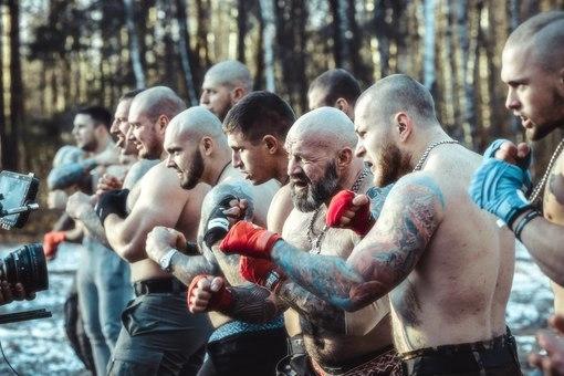 los ultras rusos que podrian violentar el mundial 5