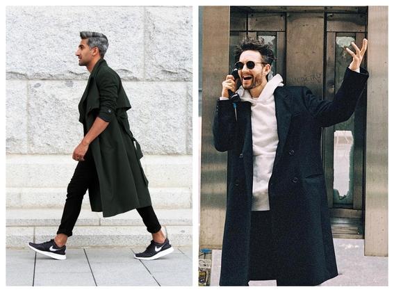 consejos de moda para hombres que quieren usar un impermeable y no saben como combinarlo 8