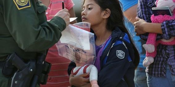 audio de ninos migrantes separados de sus padres en la frontera 2