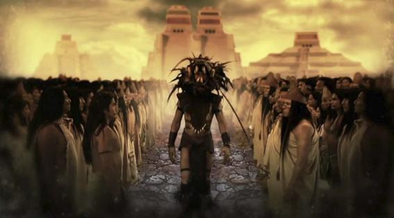 leyenda de quetzalcoatl 5