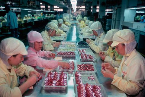 fotografias michael wolf que demuestran la esclavitud china en las fabricas de juguetes 8