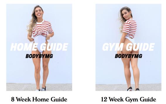 rutina de ejercicios body by mg para quemar grasa 4