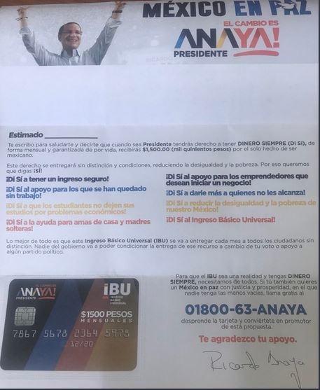 tarjetas bancarias en la politica mexicana 1