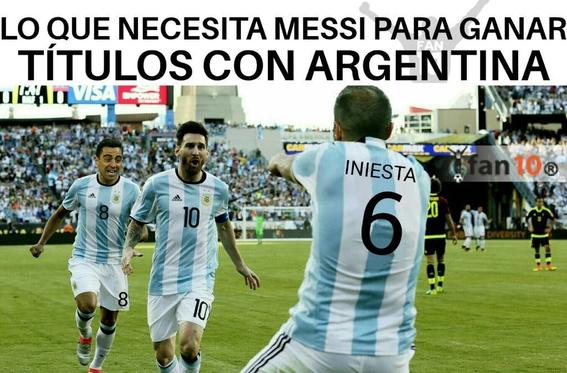 memes del partido de argentina contra croacia en el mundial 1
