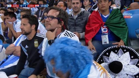 memes del partido de argentina contra croacia en el mundial 2