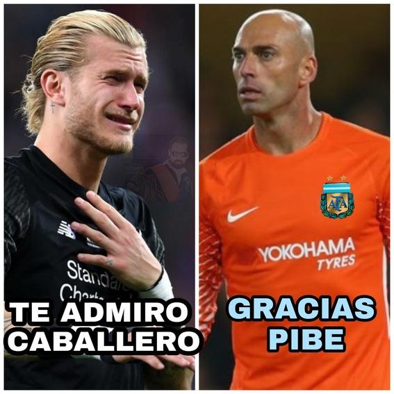 memes del partido de argentina contra croacia en el mundial 4