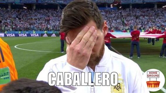 memes del partido de argentina contra croacia en el mundial 5
