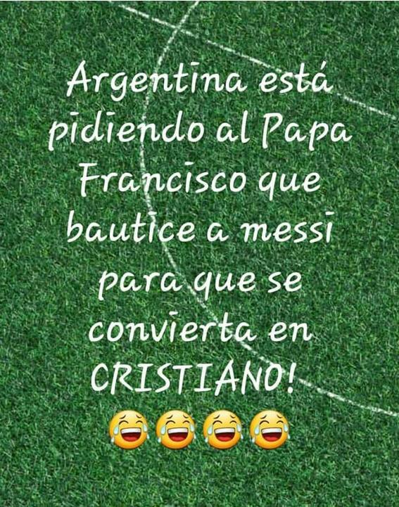 memes del partido de argentina contra croacia en el mundial 8