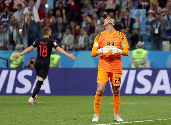 argentina pierde ante croacia en el mundial de rusia 3