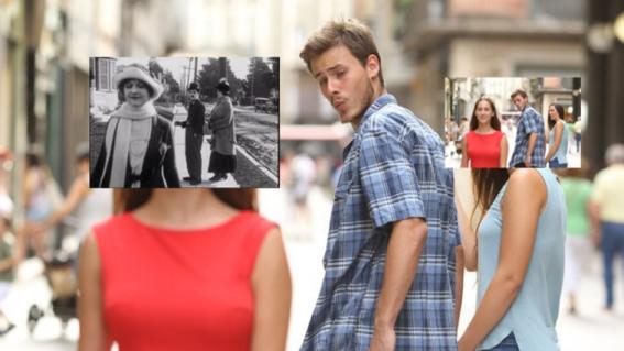 la extrana historia de infidelidad detras del meme mas famoso de los ultimos anos 7