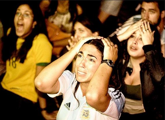 que tan malo es para el corazon disfrutar de la copa del mundo 1